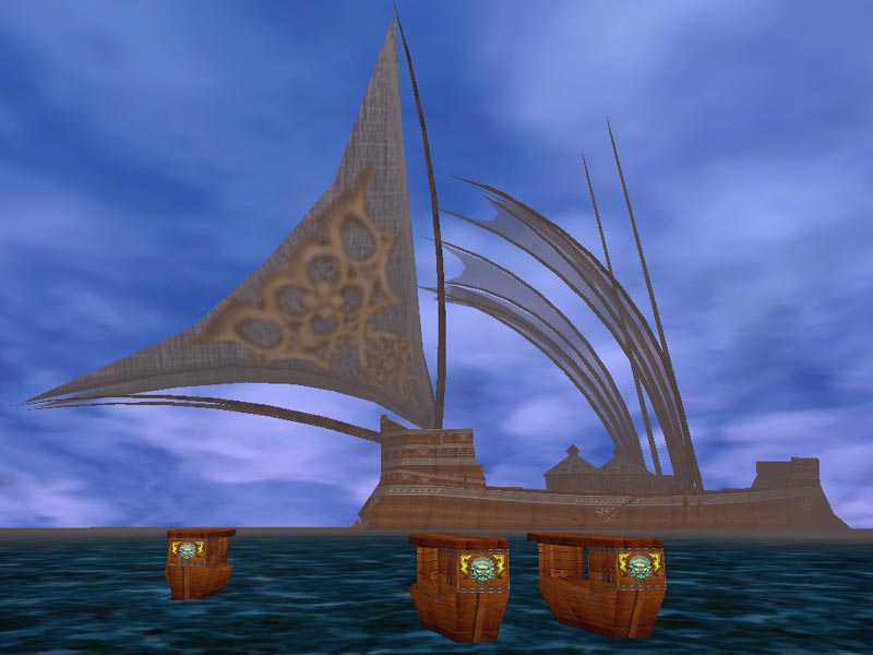 Traveling in Norrath